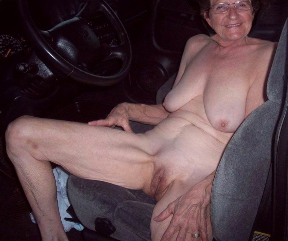 old naked oma Very granny