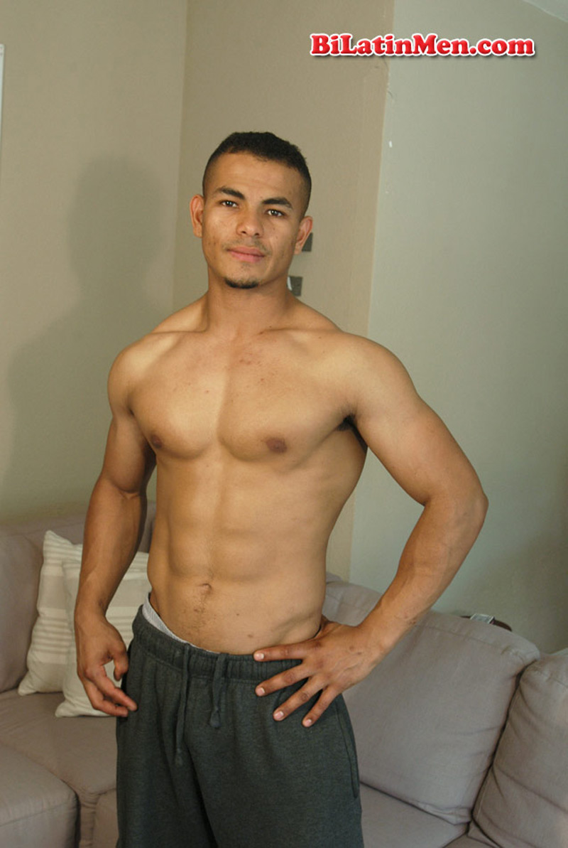 models naked male Mexican