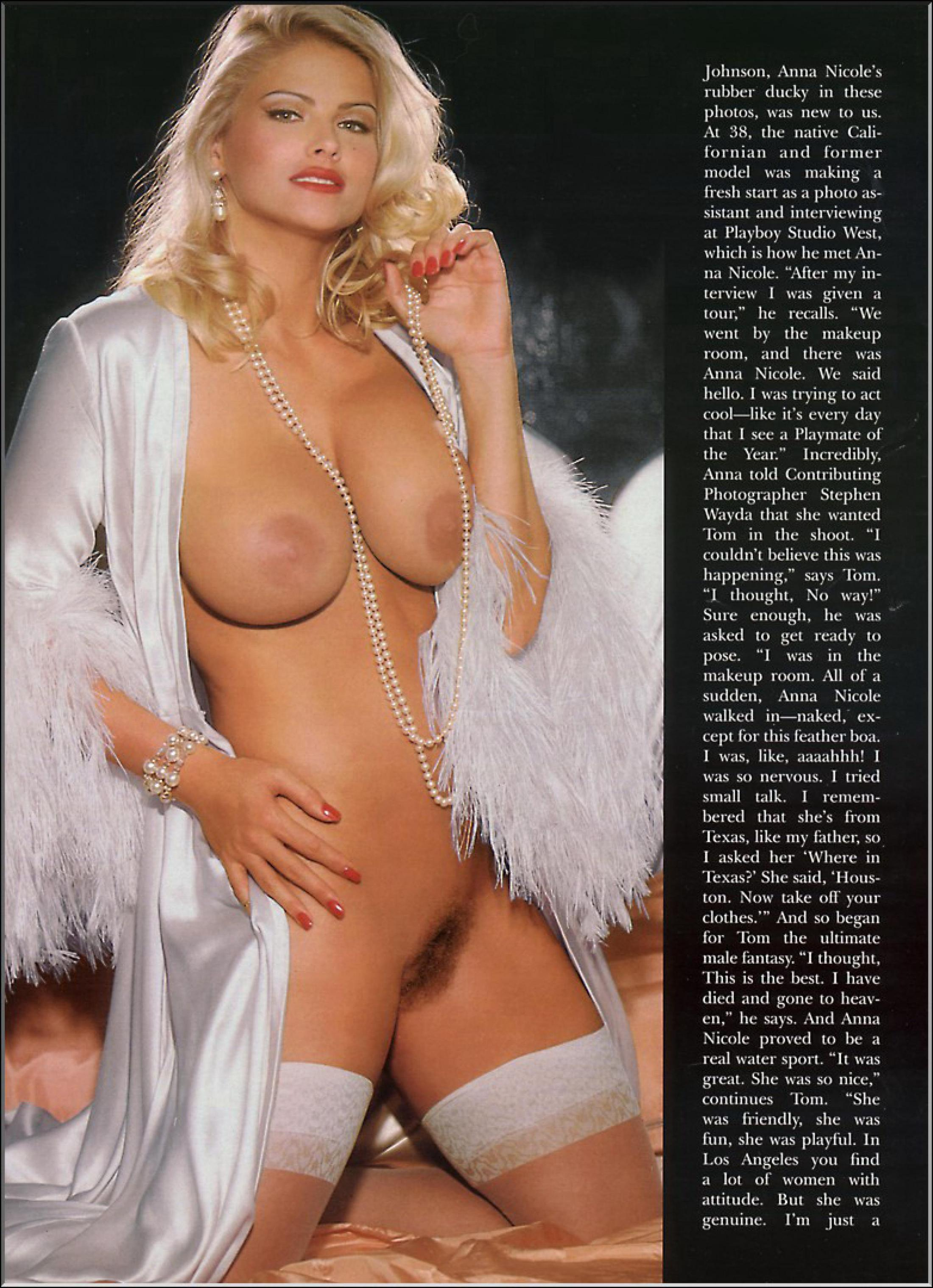 anna nicole smith hot nude photos