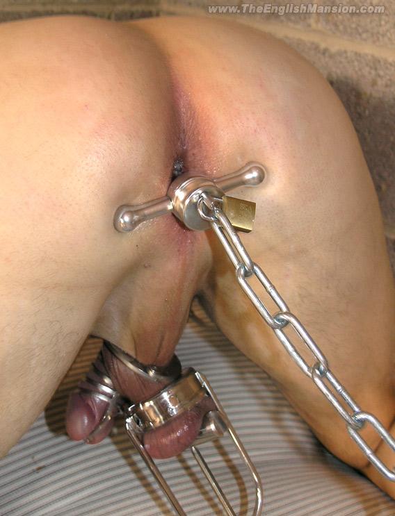 pussy Bondage padlock
