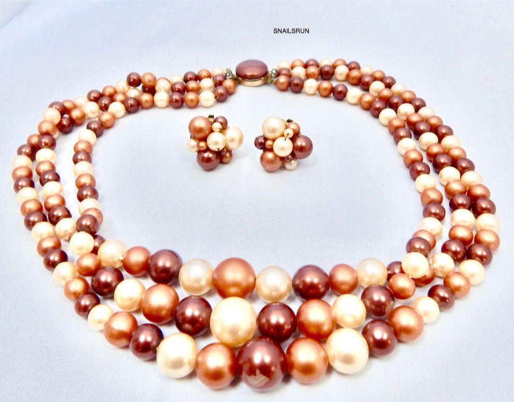 kong vintage jewelry Hong pearl