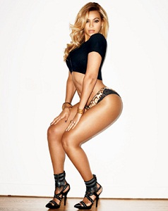 Sexy hip hop models