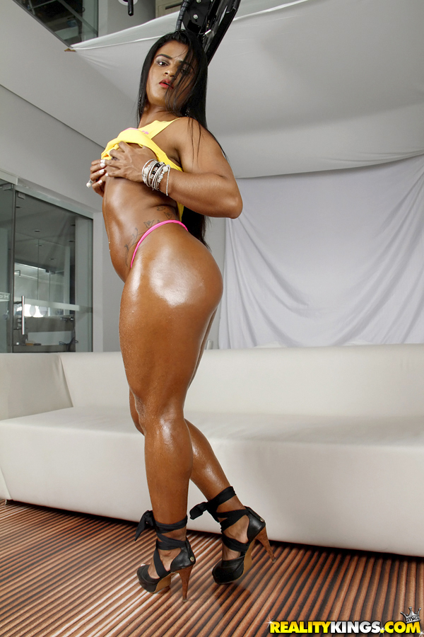 Thick latinas in high heels porn