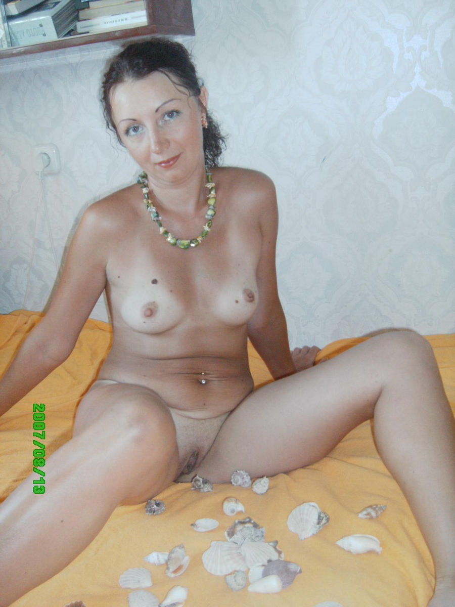 Russian amateur mom nude