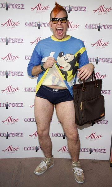 Perez hilton naked