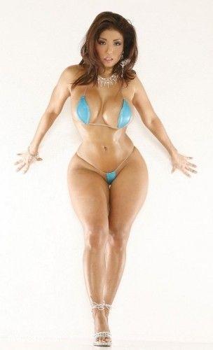 booty in bikini Big ass