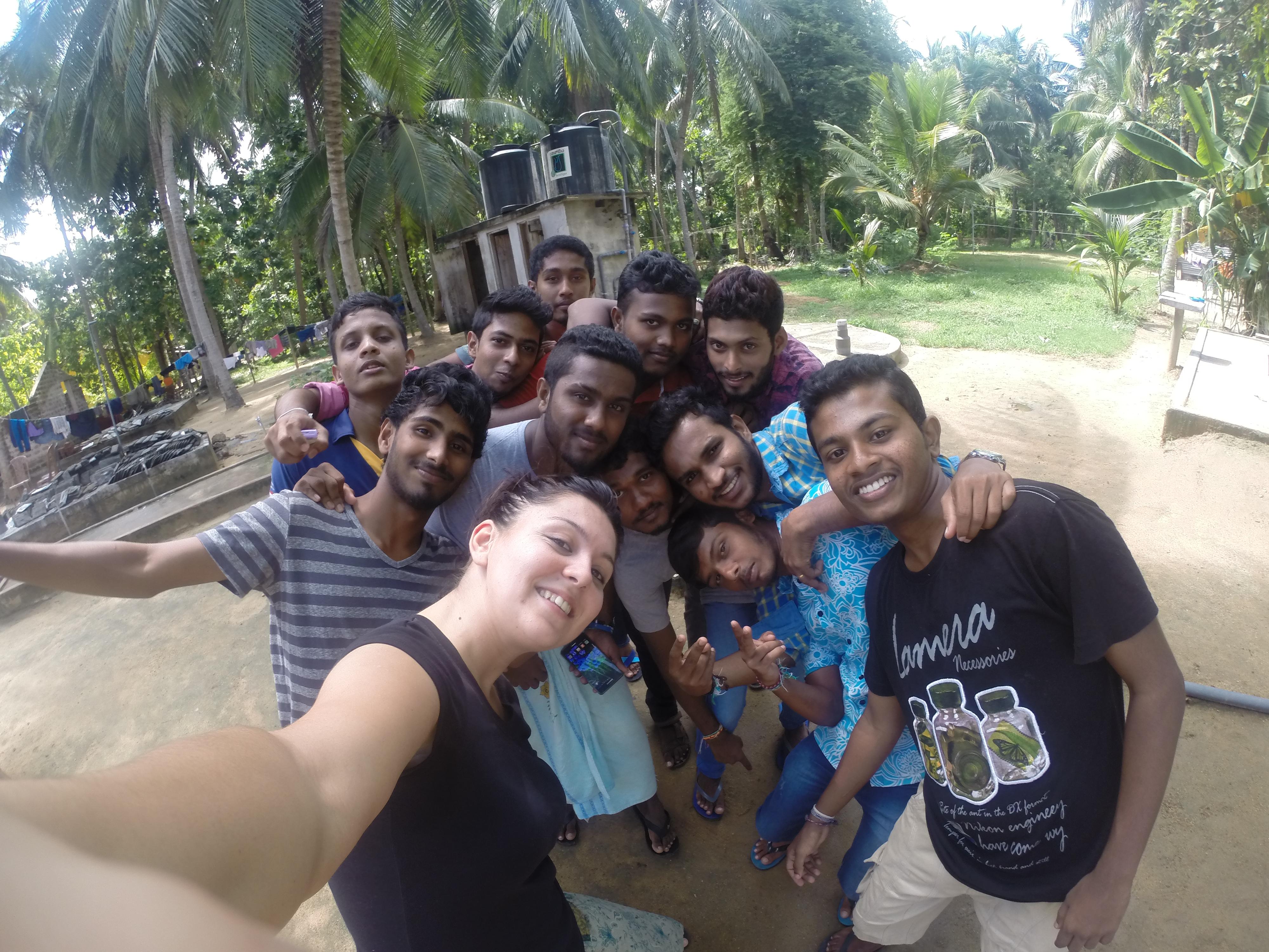 Sri lanka naked boys