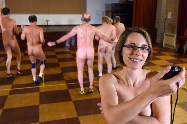 Boy girl nude gym class