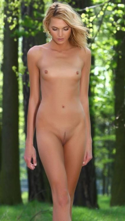 Tall skinny blonde girls naked