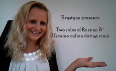Russian internet dating scams