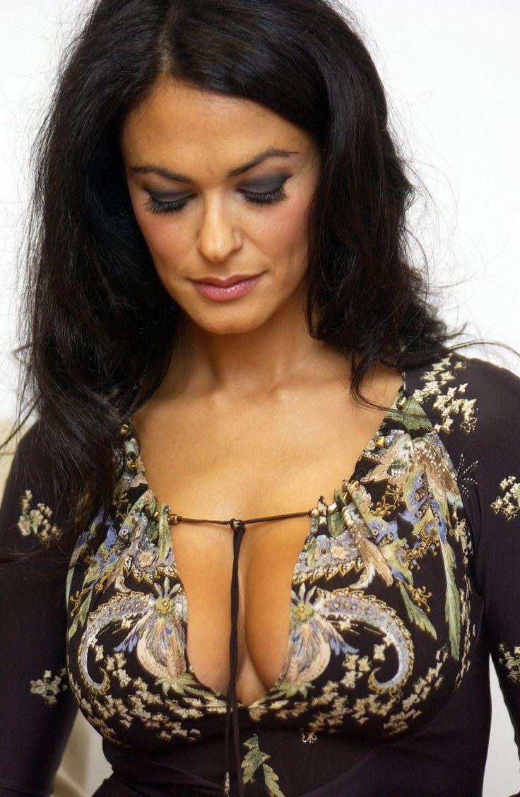 Sexy italian actress