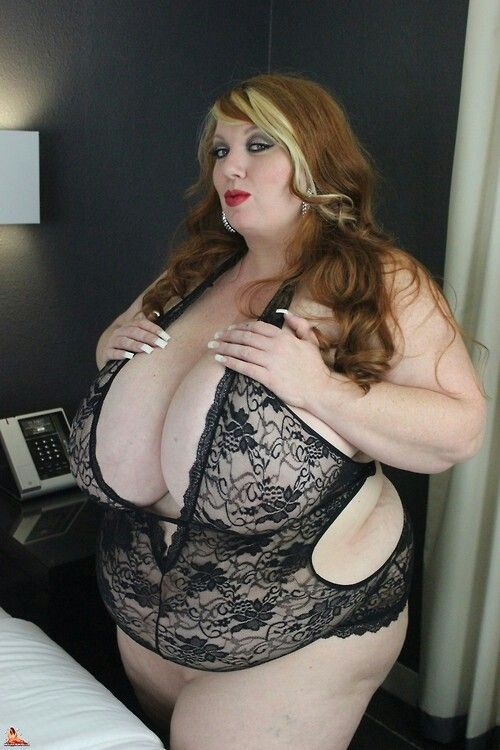 Mature wife in lingerie with lover