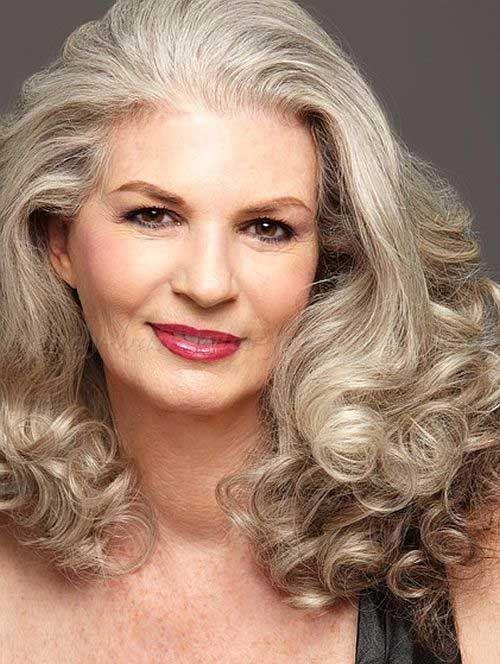 Gorgeous older blonde women