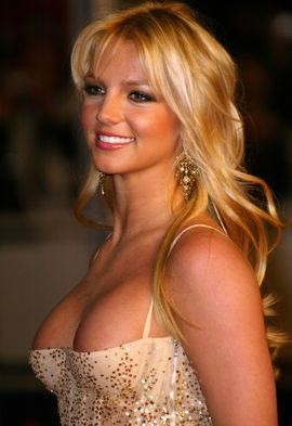 Britney spears fake nudes big boobs