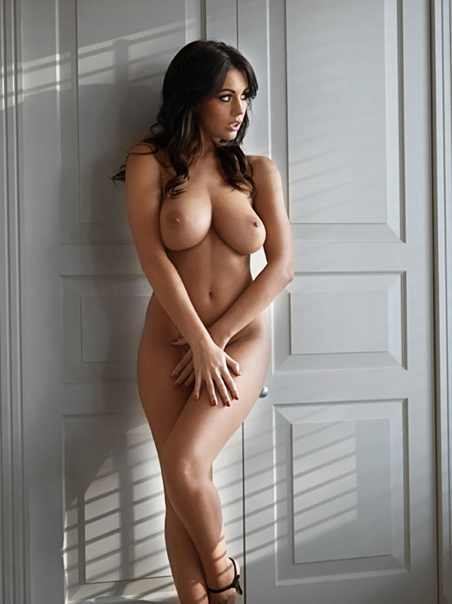 Nuts holly peers nude