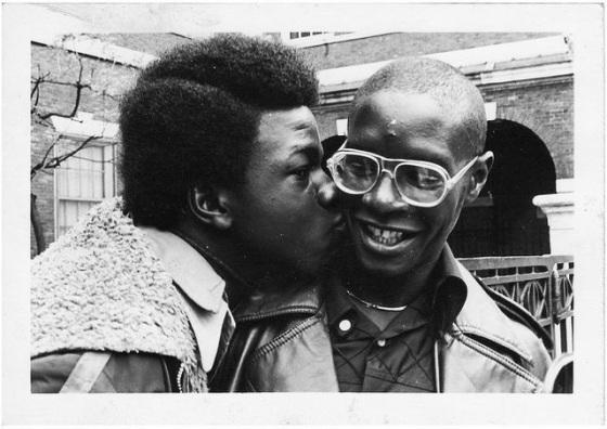 Black gay man african american