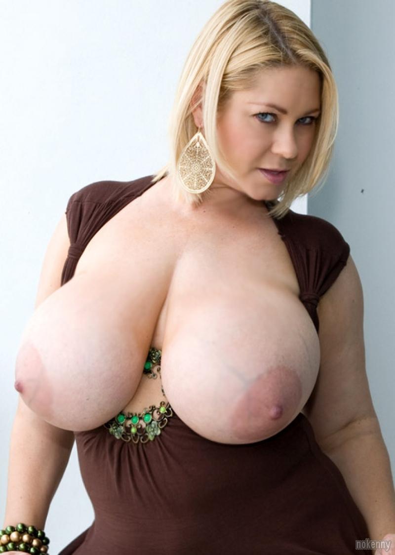 Femme aux gros seins