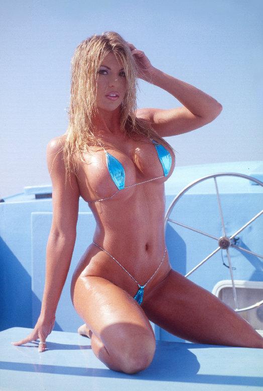 Bikini tylene buck nude