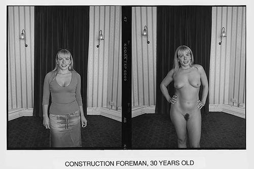 Friedler naked new york