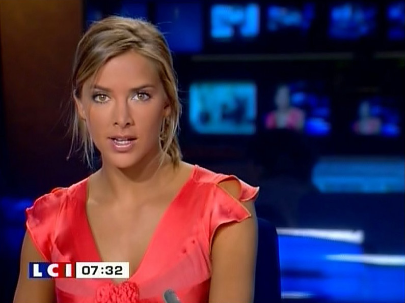 French news anchor melissa theuriau nude