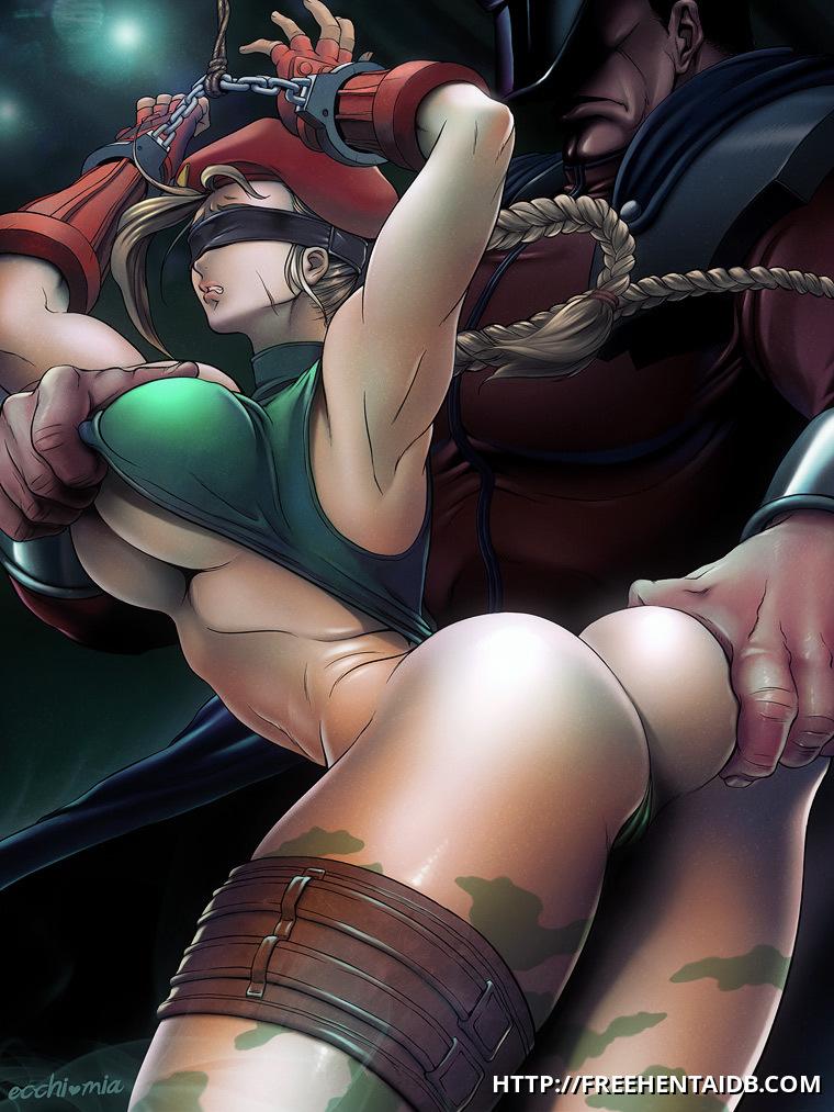 Street fighter cammy anal hentai