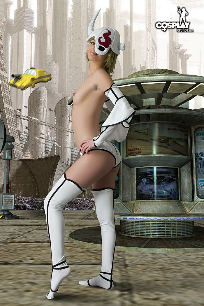 Bleach nude cosplay girls