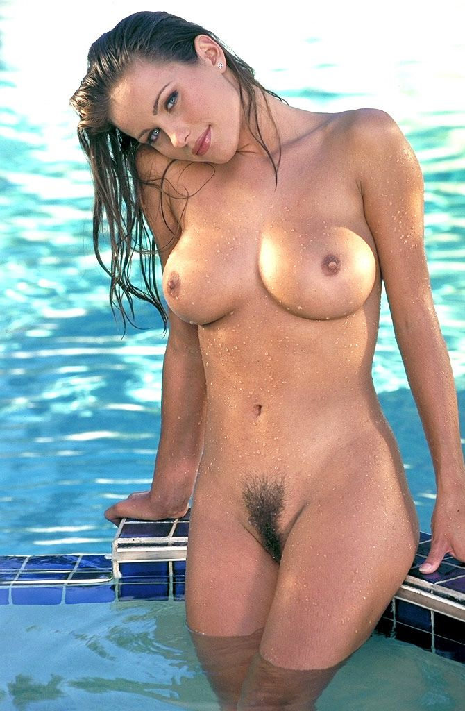 Hairy nude beach girls naked