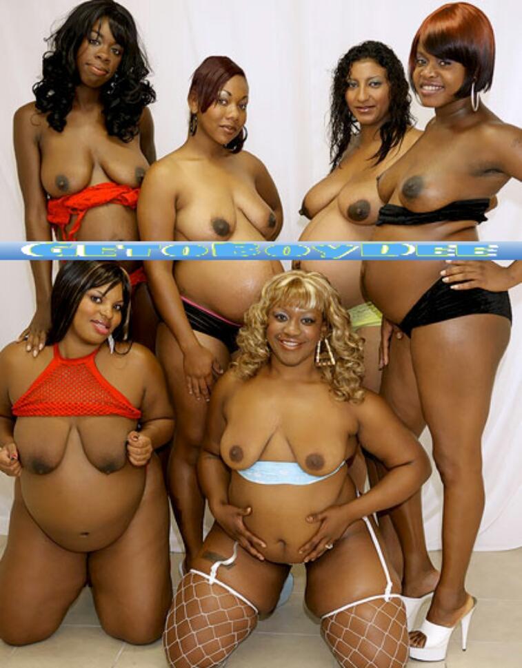 Ghetto black porn stars