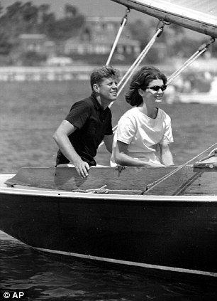 boat Kerry kennedy cuomo