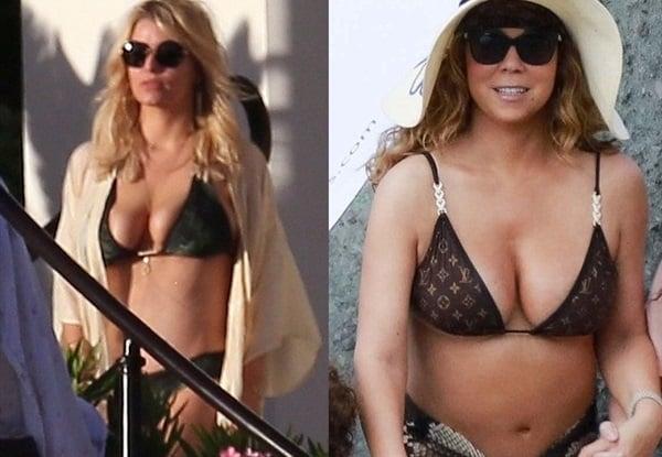 Mariah carey pussy