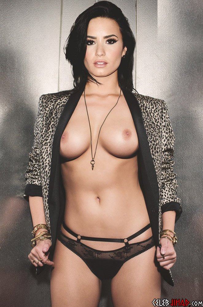 Demi lovato naked sex