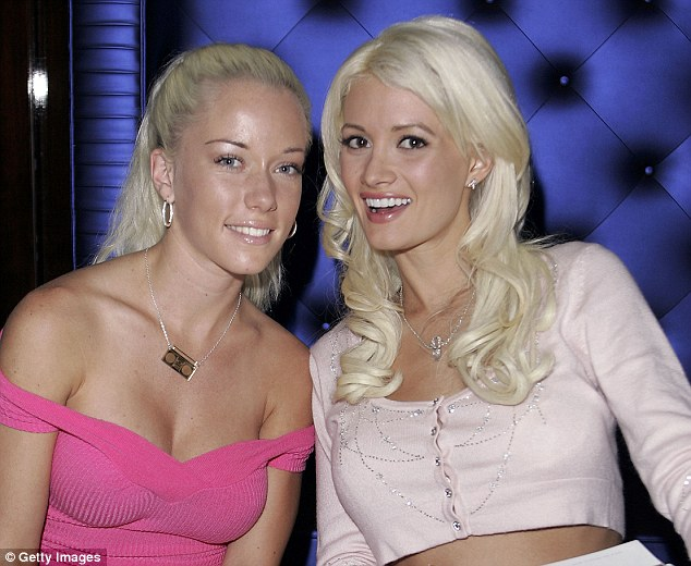 Playboy girls next door holly madison