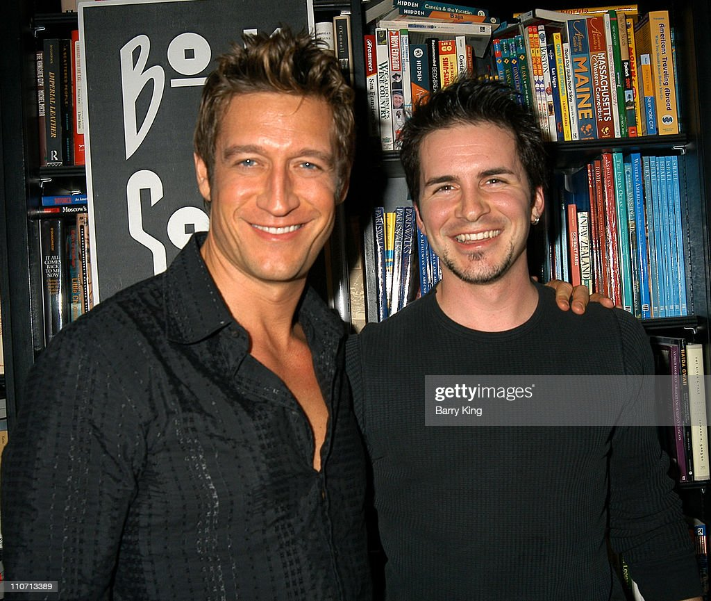 Robert gant and hal sparks