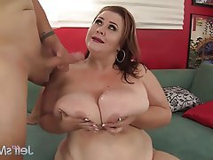 Mature huge tits hardcore porn