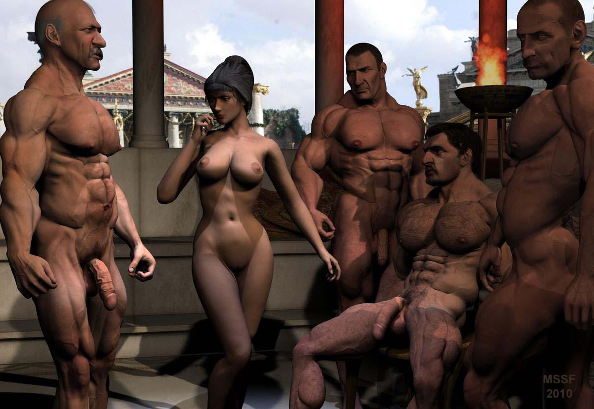 Ancient roman gay art porn