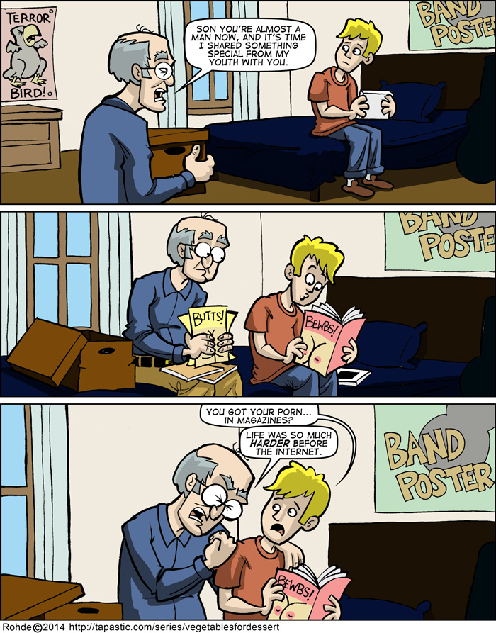 Cartoon porn jokes