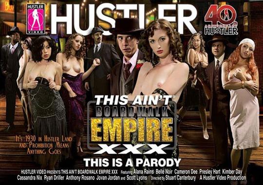 Hustler xxx porn parody