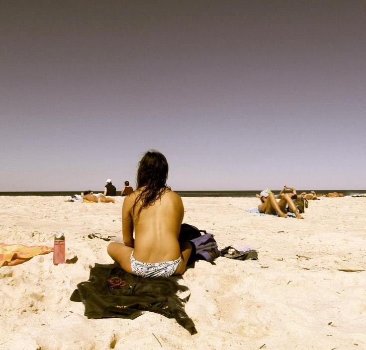 Sydney australia bondi beach topless