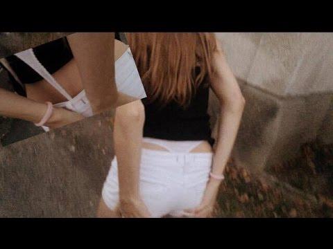 wedgie Girl thong