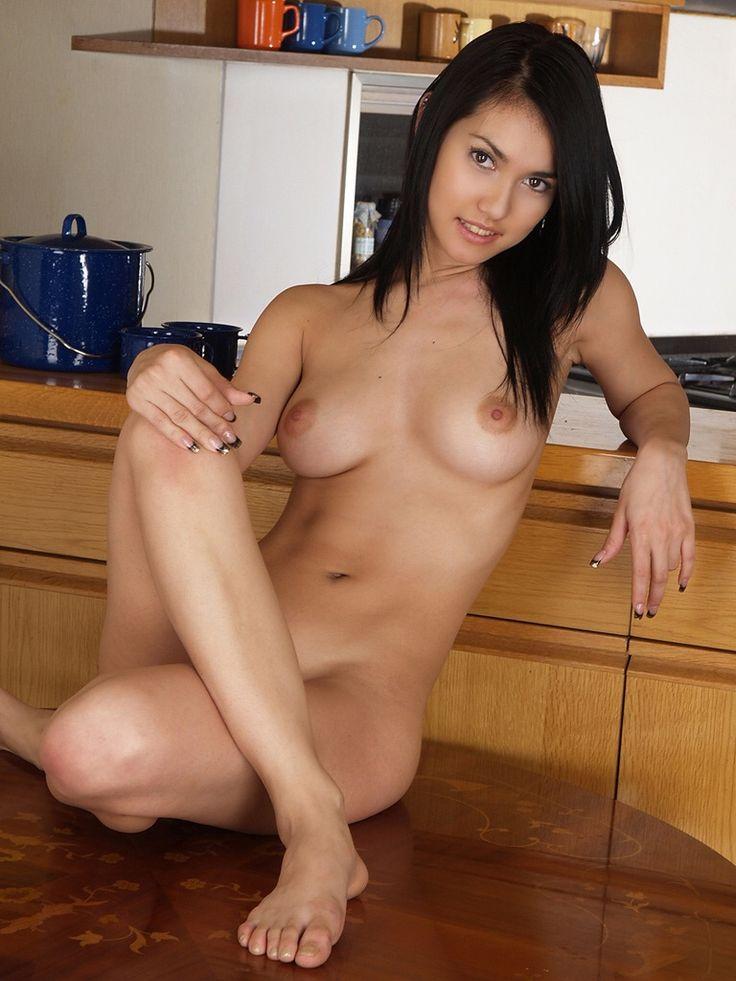 Nude asian girly girl