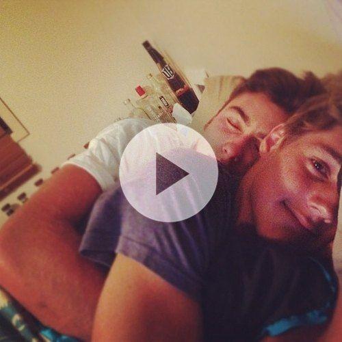 Cute gay boys creampie