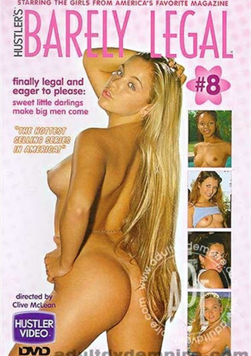 Hustler barely legal porn stars