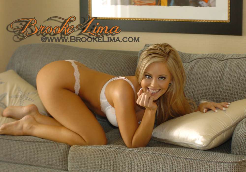 Brooke lima couch naked