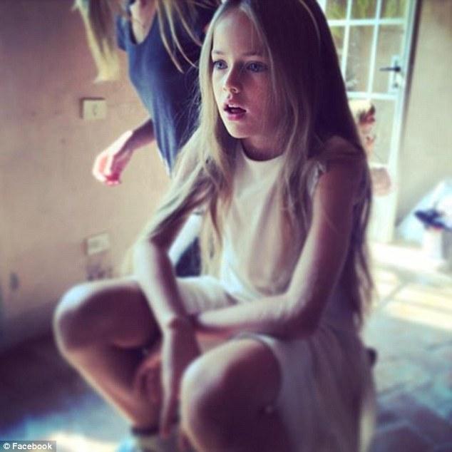 russian ru Young teen