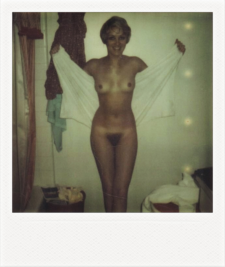 Wives polaroid nude