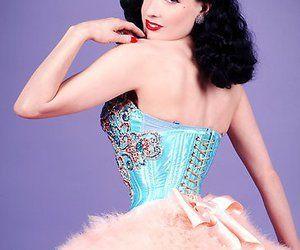 von teese corset Dita