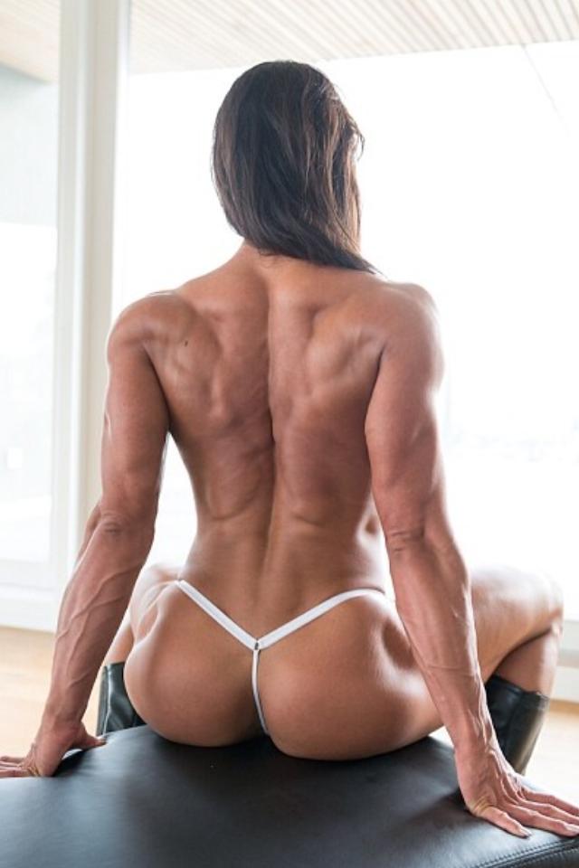 Girl hard body fitness babe nude