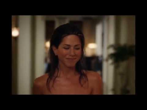 Jennifer aniston break up nude scene