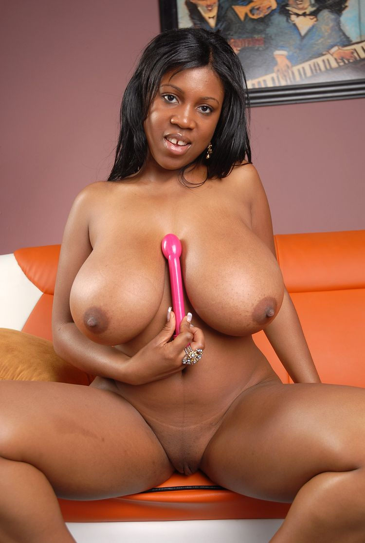 Big black titties porn