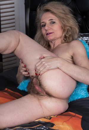 Nude full frontal granny